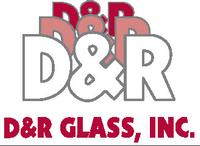 D&R Glass Inc. Logo